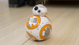 Sphero Star Wars BB-8 Droid Review – The Coolest Toy?