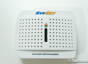 Eva-dry E-333 Renewable Mini Dehumidifier Review