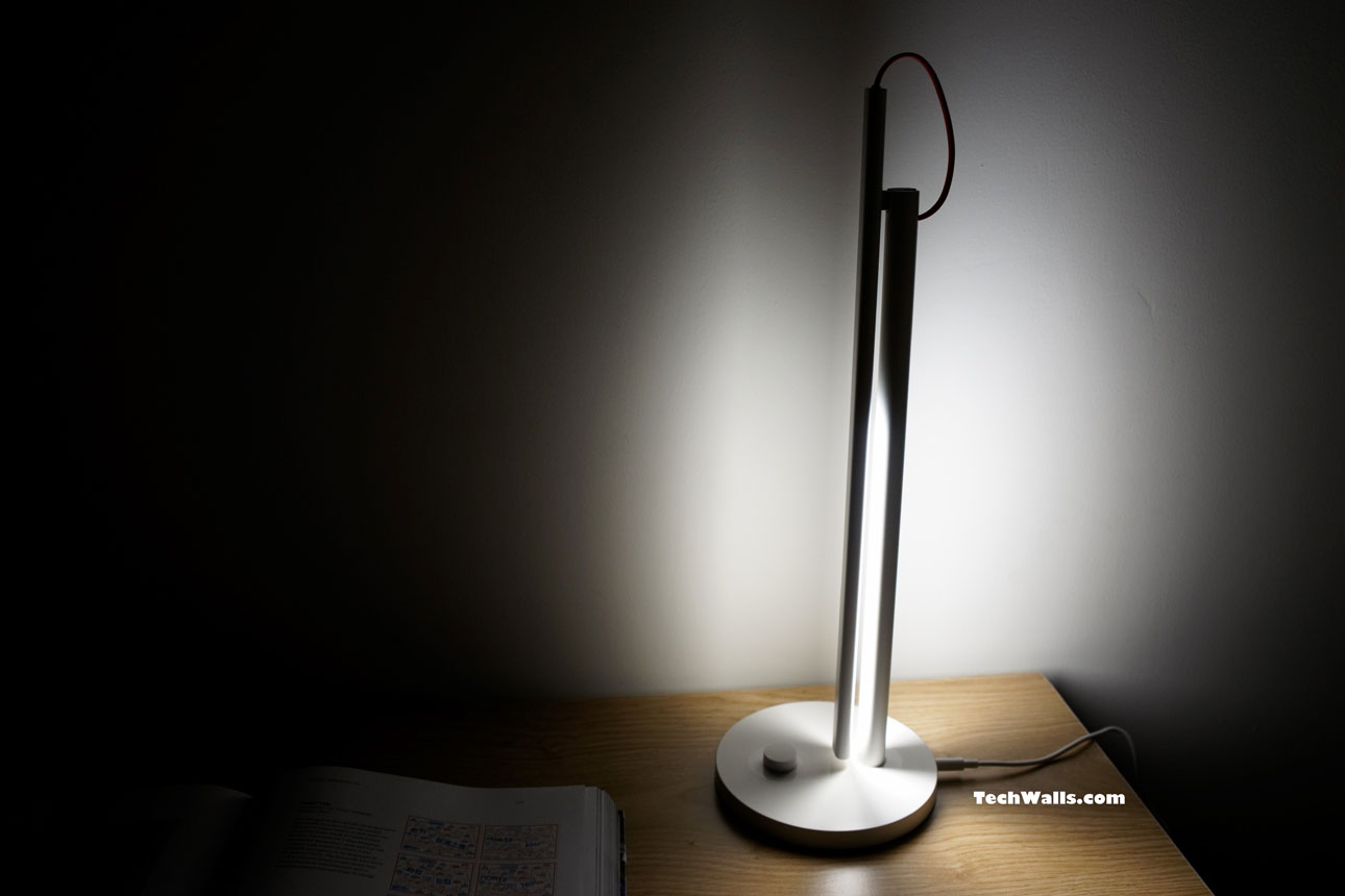 Xiaomi Smart Led Desk Lamp Review A Connected Lamp With