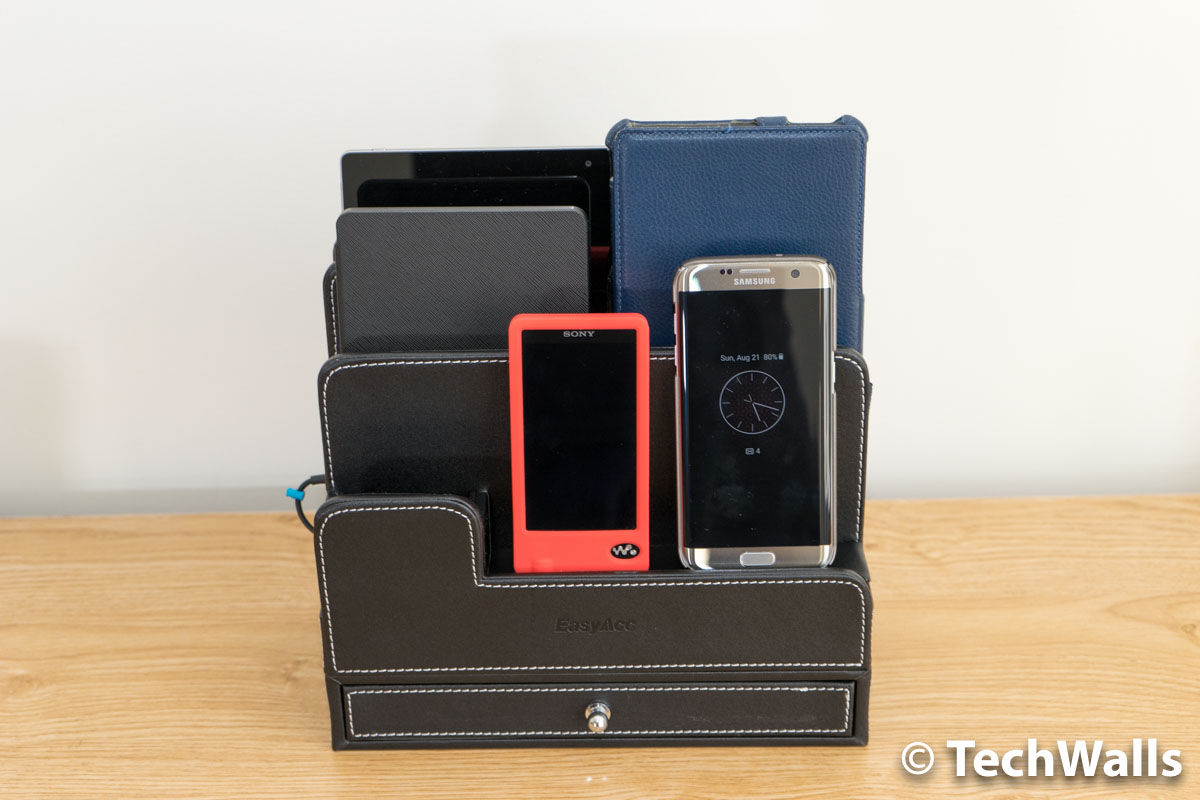Easyacc Multi Device Organizer For Phones Tablets And