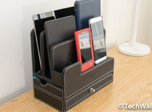 EasyAcc Multi-Device Organizer for Phones, Tablets and Accessories Review