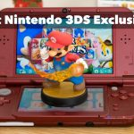 10 Best Exclusive Games for Nintendo 3DS Handheld Console