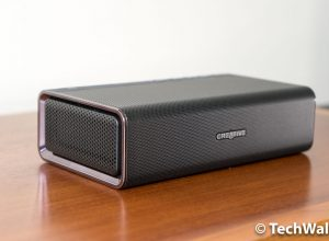Creative Sound Blaster Roar Pro Bluetooth Wireless Speaker Review – Made for Professionals
