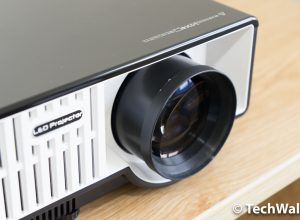 PRW330 LCD Projector Review – An Entry-Level Smart Projector Running Android