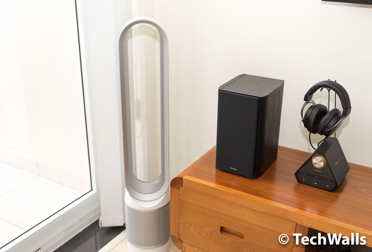 Dyson Pure Cool Link Air Purifier Review How The Most