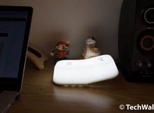 ELECLOVER ON-OFF Lamp with Gravity Sensor Review