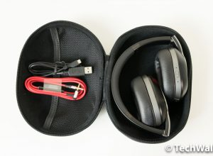 Phiaton BT 460 Wireless Headphones with Touch Interface Review
