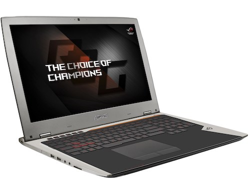 The List of Laptops With NVIDIA GTX 1080 GPU