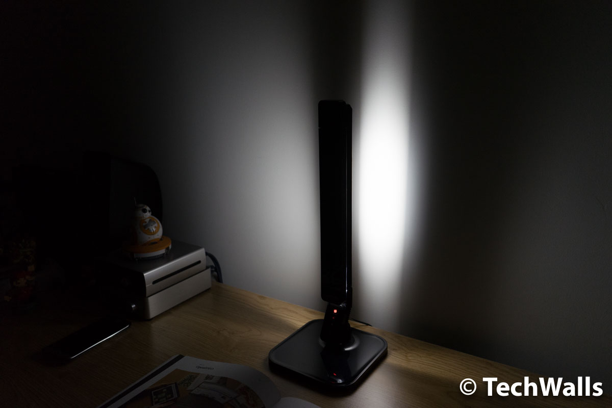 coocheer 15w eye care dimmable led desk lamp review. Black Bedroom Furniture Sets. Home Design Ideas