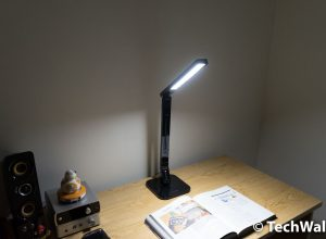 Coocheer 15W Eye-care Dimmable LED Desk Lamp Review