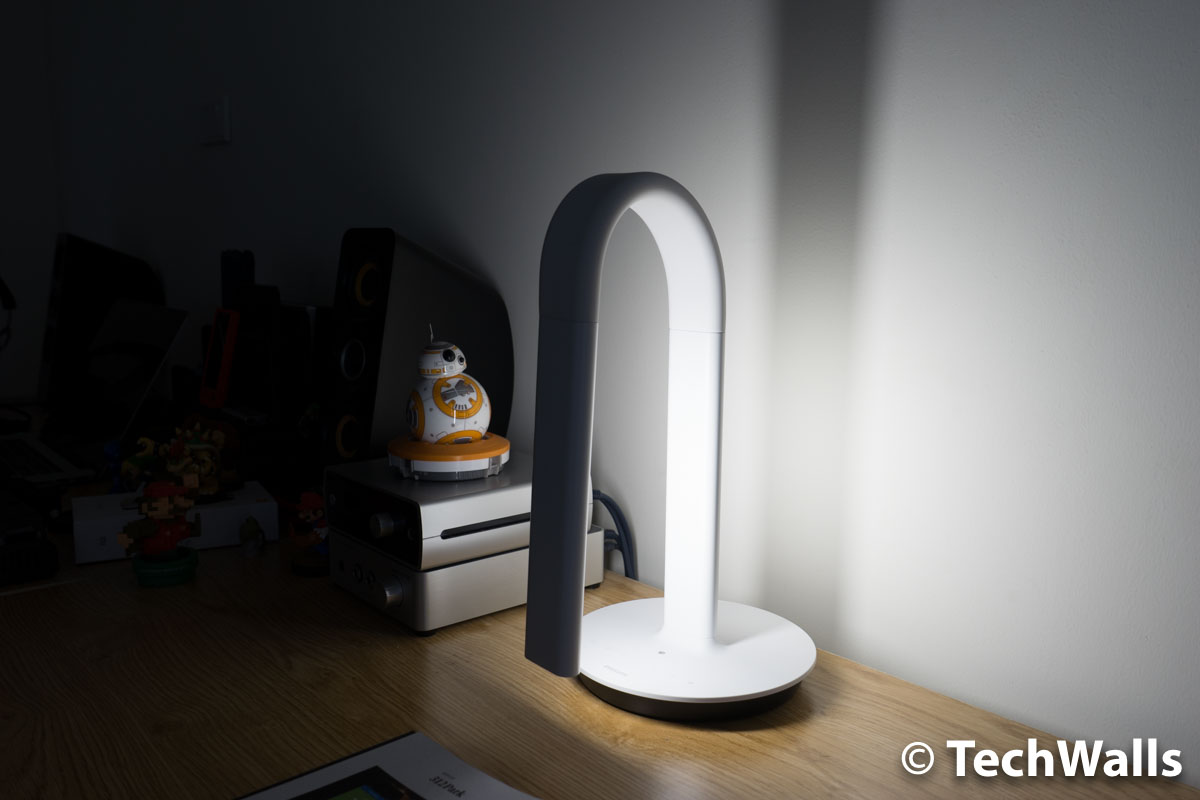 xiaomi philips eyecare smart lamp 2 review when xiaomi