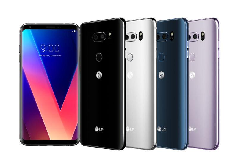 LG V30 Model Numbers (H930DS, H930K, H931, H933, V300K