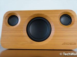 ARCHEER A320 Bluetooth Home Speaker Review – An Amazing Budget Speaker