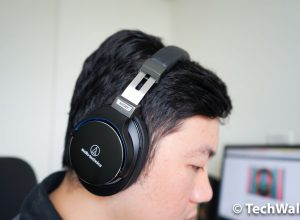 Audio-Technica ATH-MSR7 Over-Ear Headphones Review – Worthy Upgrade from ATH-M50x?
