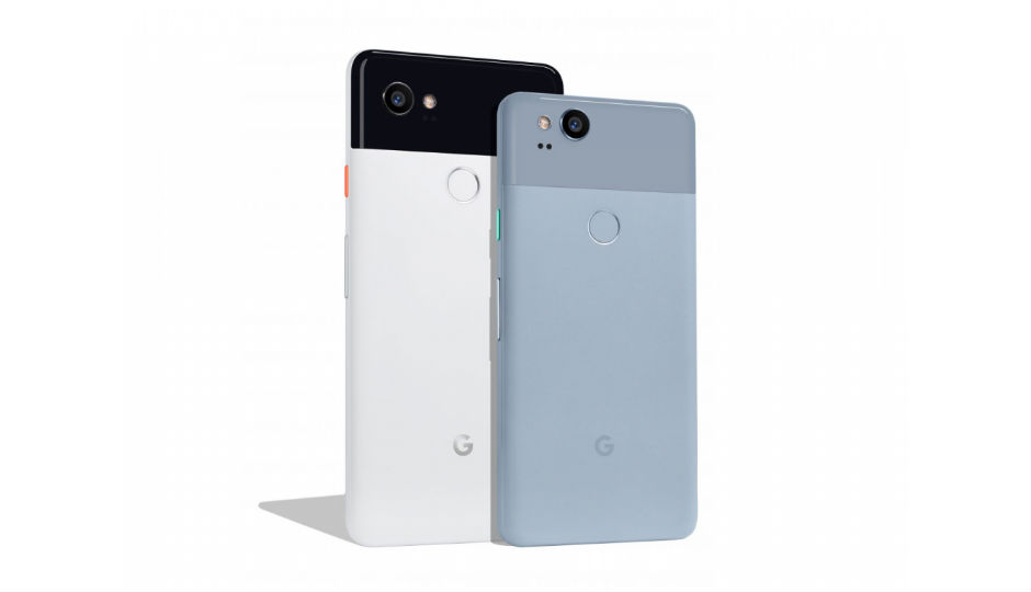 Google Pixel 2 and Pixel 2 XL Model Numbers (G011A and G011C
