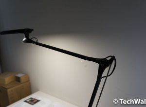 OxyLED T4S LED Desk Lamp Review – Modern LED Work Lamp
