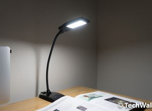 OxyLED X7 Dimmable Eye-care LED Desk Lamp Review