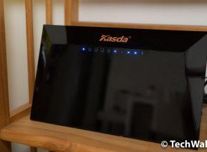 Kasda KA1900A Dual-Band Wireless AC1900 Gigabit Router Review