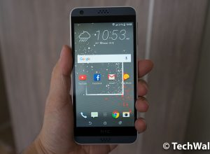 HTC Desire 530 Review – A Not So Desirable Budget Smartphone