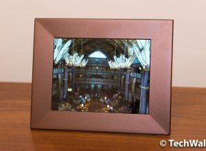 Nixplay Iris 8″ Wi-Fi Cloud Digital Photo Frame Review – The Most Beautiful Frame Ever