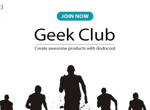 Geek Club – Receive Free Gadgets and Create Awesome Products with dodocool