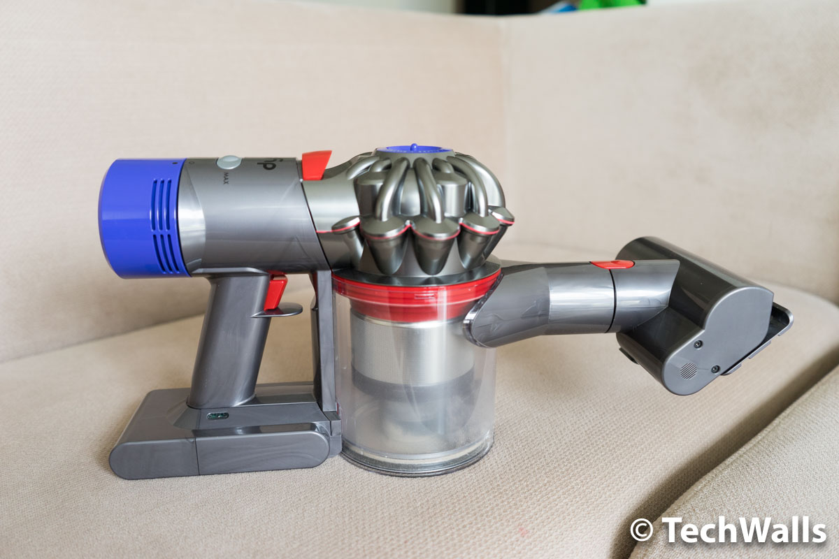 dyson v8 absolute cord free vacuum cleaner review worth. Black Bedroom Furniture Sets. Home Design Ideas