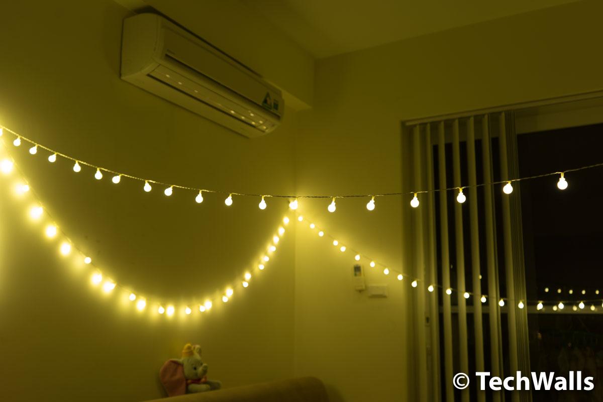 LOHAS USB-Powered Globe LED String Lights Review