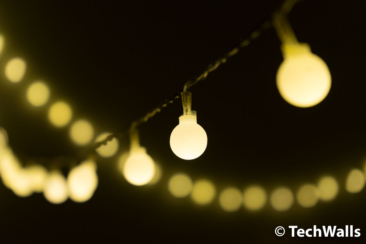 String Lights Review : LOHAS USB-Powered Globe LED String Lights Review