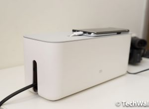 Xiaomi Mi Power Cord Storage Box Review – Get Your Chargers Under Control