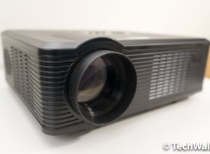 Excelvan CL720D LED Projector Review – A Cheap Projector That Doesn't Suck