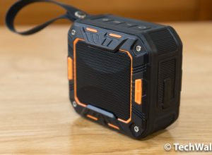 iClever BoostSound BTS03 Outdoor Wireless Speaker Review