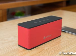 iClever BoostSound BTS08 Bluetooth Speaker Review