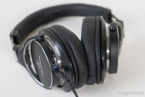 Audio-Technica ATH-MSR7NC SonicPro High-Resolution Headphones Review