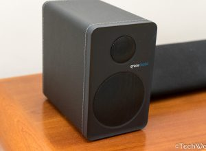 Grace Digital Bookshelf Bluetooth Speakers Review – Cheap Speaker System for Audiophiles