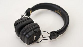 Marshall Major II Bluetooth On-Ear Headphones Review – Pretty Impressive