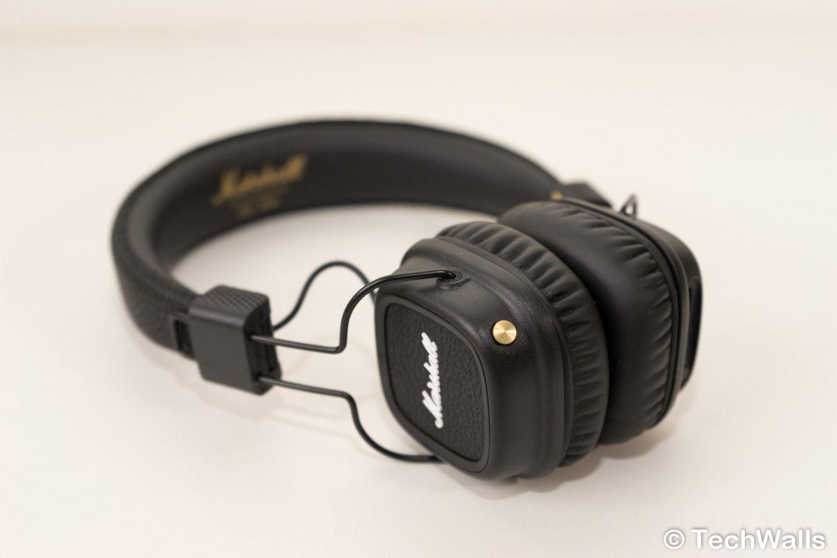 Marshall major ii wireless headphones - marshall headphones cord