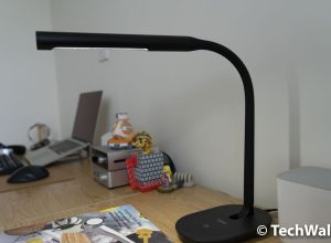 Aglaia LED Desk Lamp Review – Eye-Care Dimmable Reading Light