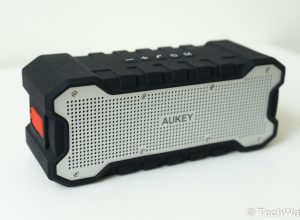 AUKEY SoundTank SK-M12 Bluetooth Speaker Review