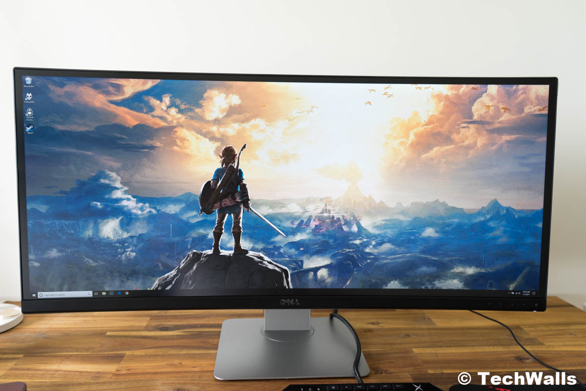 Dell Ultrasharp U3415w Curved Monitor Review The Best