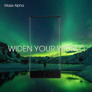 [Flash Sale] MAZE Alpha Android 4G Phablet