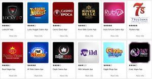 Cherry Rush – brand new app store for casino apps