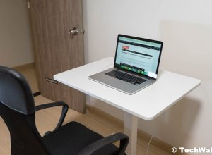 FitDesk Sit-to-Stand Height Adjustable Desk Review