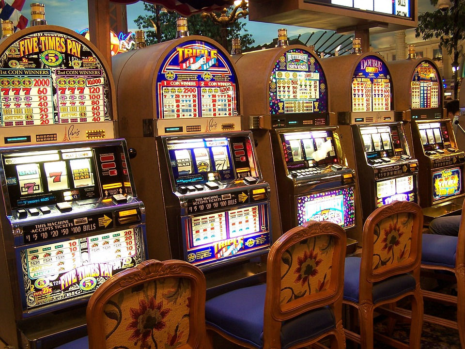 The Technology Behind Online Slot Games