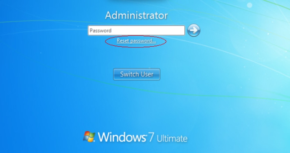 how to bypass admin password windows 7 ultimate