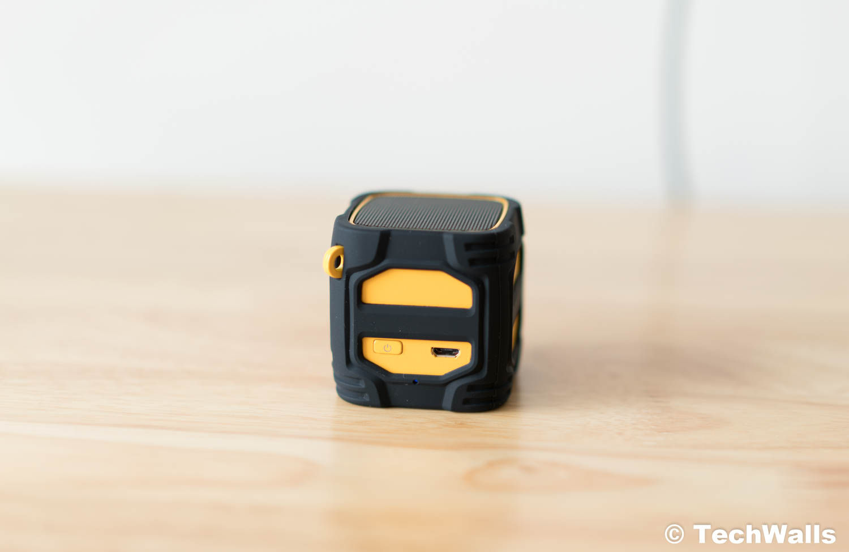 Omaker W4N Mini Bluetooth Speaker Review - My Smallest Speaker Ever
