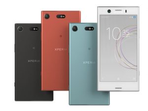 Sony Xperia XZ1 Compact G8441 and G8442 Model Number Differences