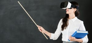 Virtual Reality: The New Trend in EdTech