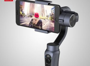Zhiyun Smooth-Q 3-Axis Handheld Gimbal Stabilizer – Get Pro Quality Video from Your Smartphone