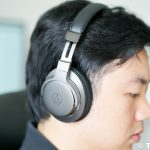 Audio-Technica SR6BT Wireless Over-Ear High-Resolution Headphones Review