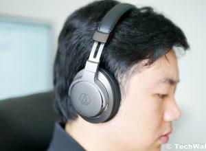 Audio-Technica SR6BT Wireless Over-Ear High-Resolution Headphones Review